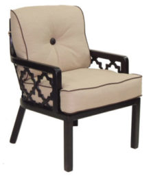 Belle Epoque Cushioned Dining Chair