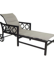 Belle Epoque Sling Chaise Lounge