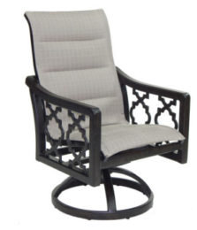 Belle Epoque Sling Swivel Rocker