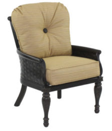 English Garden Cushioned Dining Chair