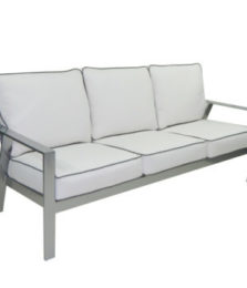 Trento Cushioned Sofa