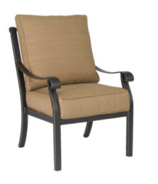 Madrid Cushioned Dining Chair