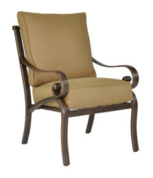 Veracruz Cushioned Dining Chair