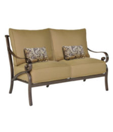Veracruz Cushioned Loveseat