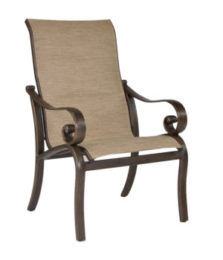Veracruz Sling Dining Chair