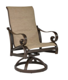Veracruz Sling Swivel Rocker