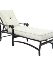 Bellanova Cushioned Chaise Lounge