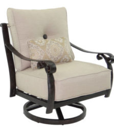 Bellanova Cushioned Swivel Rocker