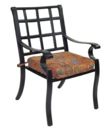 Monterey City Cast Chair