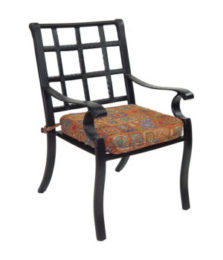 Monterey Cast Dining Chair