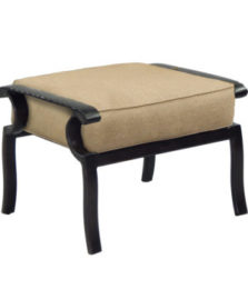 Monterey City Cushioned Ottoman