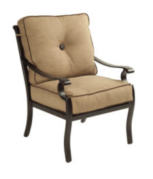 Monterey Cushioned Dining Chair