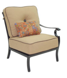 Monterey Sectional Left Arm Lounge Chair