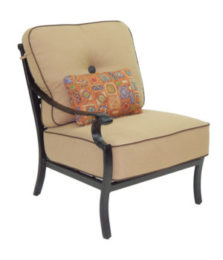 Monterey Sectional Right Arm Lounge Chair