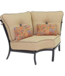 Monterey Sectional Corner Lounge Chair