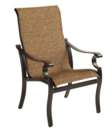 Monterey City Sling Dining Chair