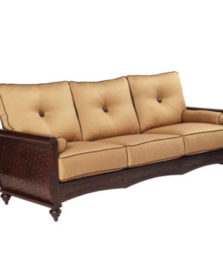 French Quarter Cushioned Sofa