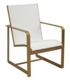 Solaris City Sling Dining Chair