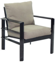 Vertice City Cushioned Chair
