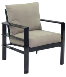 Vertice Cushioned Dining Chair