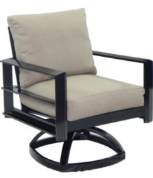 Vertice City Cushioned Rocker