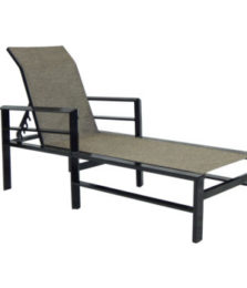 Vertice Sling Chaise Lounge