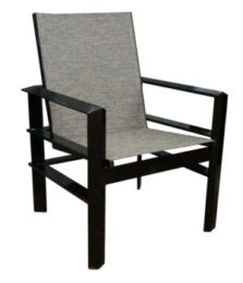 Vertice City Sling Dining Chair