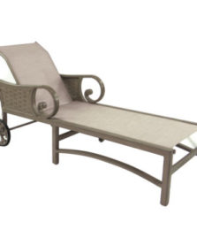 Riviera Sling Chaise Lounge