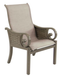 Riviera Sling Dining Chair