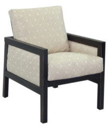 Gold Coast City Cushioned Chair