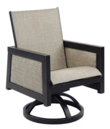 Gold Coast City Sling Swivel Rocker