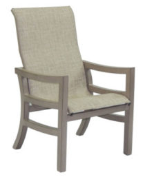 Roma City Sling Dining Chair