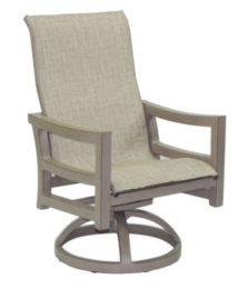 Roma City Sling Swivel Rocker