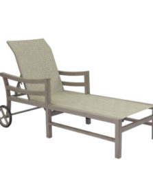 Roma Sling Chaise Lounge
