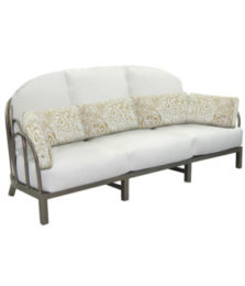Argento Cushioned Sofa