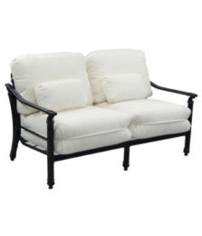 Coco Isle Cushioned Loveseat