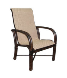 Meridian Sling Dining Chair