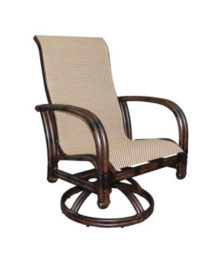 Meridian Sling Swivel Rocker