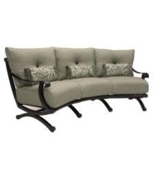Telluride Crescent Sofa