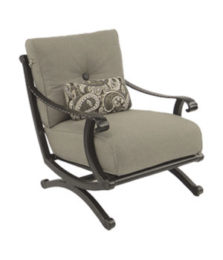 Telluride Cushioned Lounge Chair