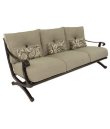 Telluride Cushioned Sofa