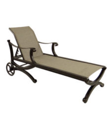 Telluride Sling Chaise Lounge