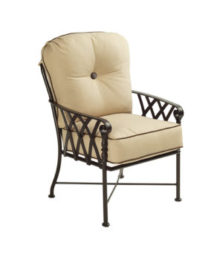 Veranda Cushioned Dining Chair