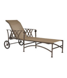 Veranda Sling Chaise Lounge