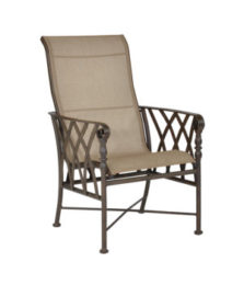 Veranda Sling Dining Chair