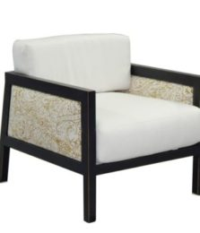 Gold Coast Cushioned Lounge Chair