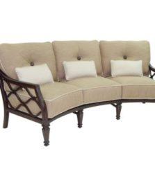 Villa Bianca Crescent Sofa