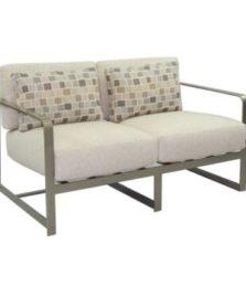 Solaris Cushion Lounge Loveseat