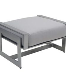 Eclipse Cushioned Ottoman