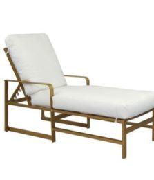 Solaris Cushion Chaise Lounge